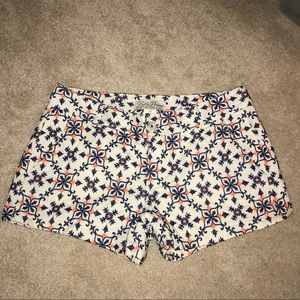 Lucky Brand Patterned Shorts